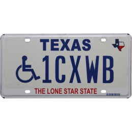 Texas 1CXWB - Autentická...