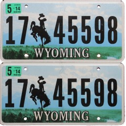 Wyoming 1745598 - Pár...