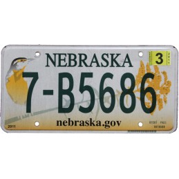 Nebraska 7B5686 -...
