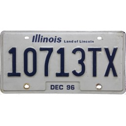 Illinois 10713TX -...