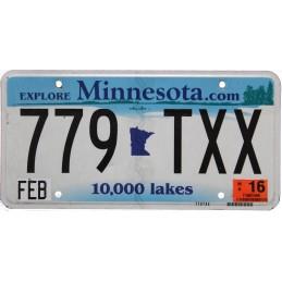 Minnesota 779TXX -...