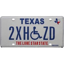 Texas 2XHZD - Authentic US...