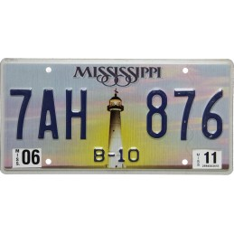 Mississippi 7AH876 -...