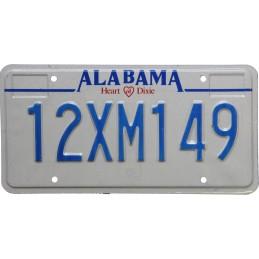 Alabama 12XM149 -...