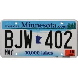 Minnesota BJW402 -...