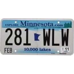 Minnesota 281WLW -...