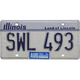 Illinois SWL493 -...