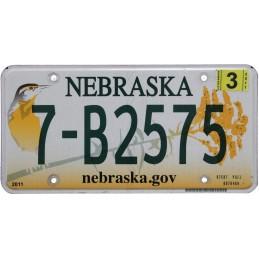 Nebraska 7B2575 -...
