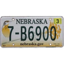 Nebraska 7B6900 -...