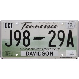 Tennessee J98 29A -...