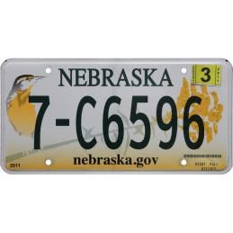 Nebraska 7C6596 -...
