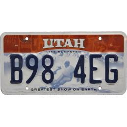 Utah B984EG - Authentic US...