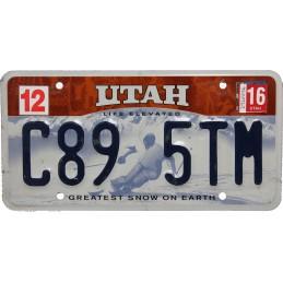 Utah C895TM - Autentická...