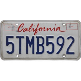 California 5TMB592 -...