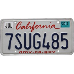 California 7SUG485 -...