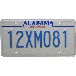 Alabama 12XM081  -...