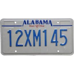 Alabama 12XM145 -...