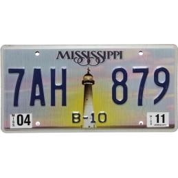 Mississippi 7AH879 -...