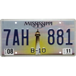 Mississippi 7AH881 -...