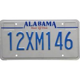 Alabama 12XM146 -...