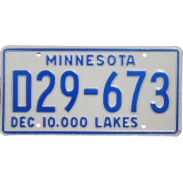 Minnesota D29 673 -...