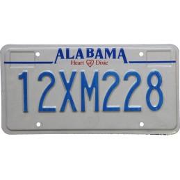 Alabama 12XM228 -...