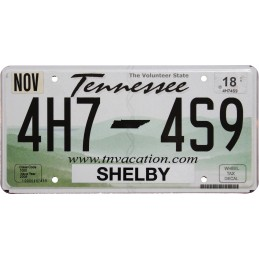 Tennessee 4H74S9 -...