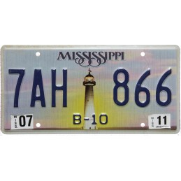 Mississippi 7AH866 -...
