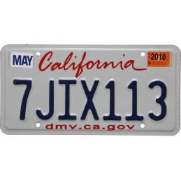 California 7JIX113 -...