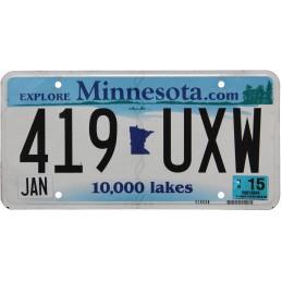 Minnesota 419UXW -...