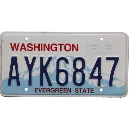 Washington AYK6847 -...