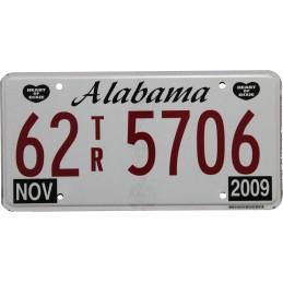 Alabama 625706 - Authentic...