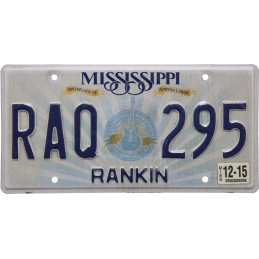 Mississippi RAQ295 -...