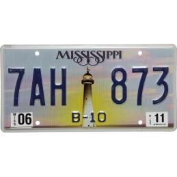 Mississippi 7AH873 -...