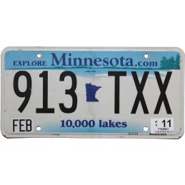 Minnesota 913TXX -...