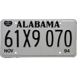 Alabama 61X9070 - Authentic...