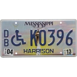 Mississippi K0396 -...