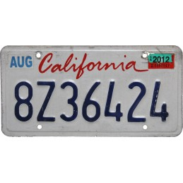 California 8Z36424 -...