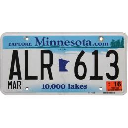 Minnesota ALR613 -...