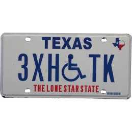 Texas 3XHTK - Autentická...