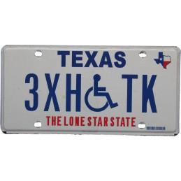 Texas 3XHTK - Authentic US...