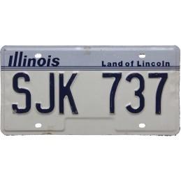 Illinois SJK737 - Authentic...