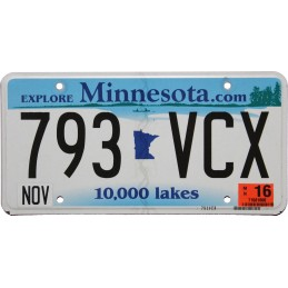 Minnesota 793VCX -...
