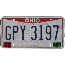 Ohio GPY3197 - Autentická...