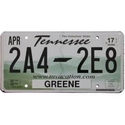 Tennessee 2A42E8 -...