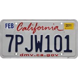 California 7PJW101 -...