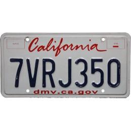 California 7VRJ350 -...