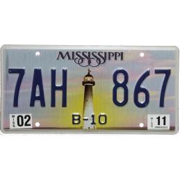 Mississippi 7AH867 -...