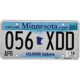 Minnesota 056XDD -...