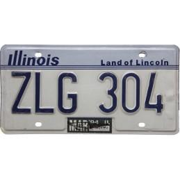 illinois ZLG304 -...